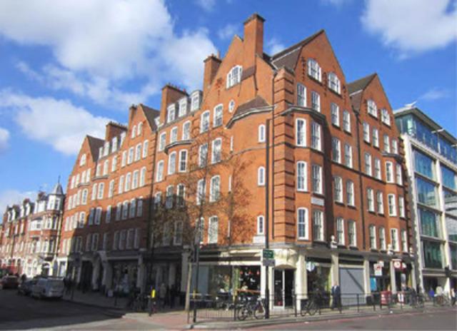 Ivanhoé Cambridge acquiert Chantrey House, un complexe multirésidentiel prestigieux, au cœur de Londres. (Groupe CNW/IVANHOE CAMBRIDGE)