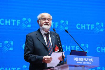 قابل عارضين عالميين واستمع إلى متحدثين عالميي الشهرة في معرض التقنية الفائقة الصيني 2019