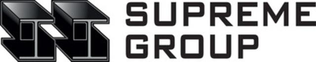 www.supremegroup.com (CNW Group/Supreme Group)