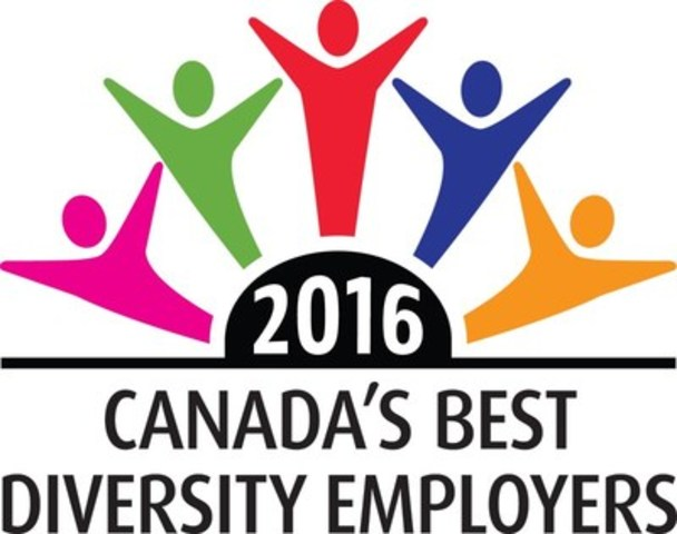 2016 Canada's Best Diversity Employers (CNW Group/Children's Aid Society of Toronto)