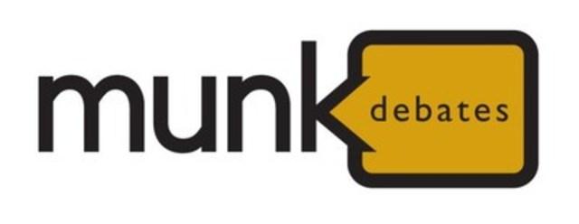 Munk Debates (CNW Group/Munk Debates)