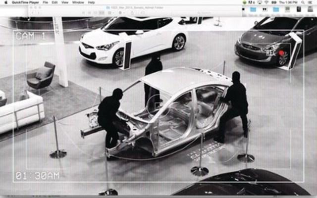 Hyundai a lancé un concours de recherche en ligne pour retrouver son cadre de châssis perfectionné appelé SuperStructure qui a « disparu » pendant le Salon de l'auto de Toronto. Consultez le site http://www.SuperRechercheHyundai.ca pour avoir la chance de gagner une récompense de 20 000 $ ou l'un des quatre prix secondaires de 2 500 $. (Groupe CNW/Hyundai Auto Canada Corp.)