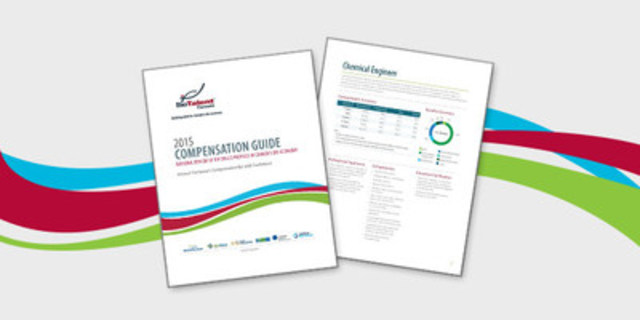 BioTalent Canada Launches Compensation Guide for the Canadian Bio-economy (CNW Group/BioTalent Canada)