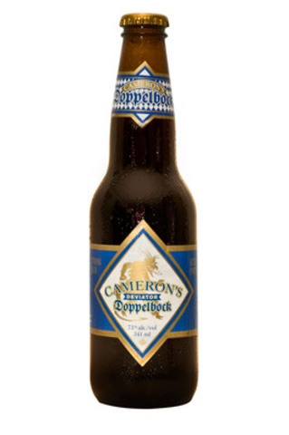 Cameron's Brewing Company of Oakville Ontario launches its newest seasonal offering, the Deviator Doppelbock. (CNW Group/Cameron's Brewing Company)