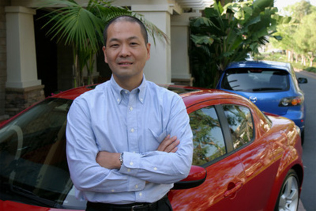 "Shusuke ""Kory"" Koreeda, interim President of Mazda Canada Inc. (CNW Group/Mazda Canada Inc.)"