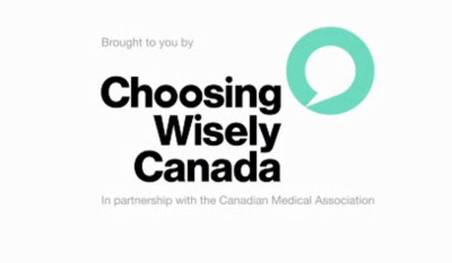 VIDEO: Choosing Wisely Canada: one 15 second video, ECGs and stress tests