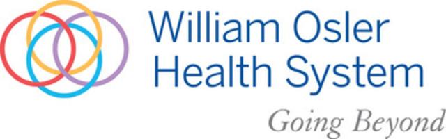 William Osler Health System  (CNW Group/William Osler Health System Foundation)