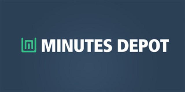 Minutes Dépot (Groupe CNW/Minutes Dépot)