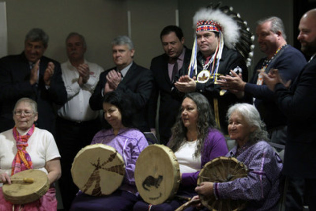 Missanabie Cree First Nation (MCFN) announced today the signing of joint venture agreements with seven ...