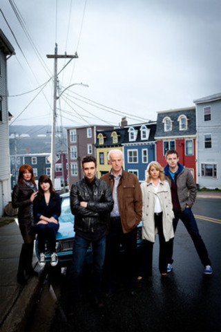 Cast of Republic of Doyle Wednesdays at 9 pm (930 NT) on CBC TV (CNW Group/Canadian Broadcasting Corporation)