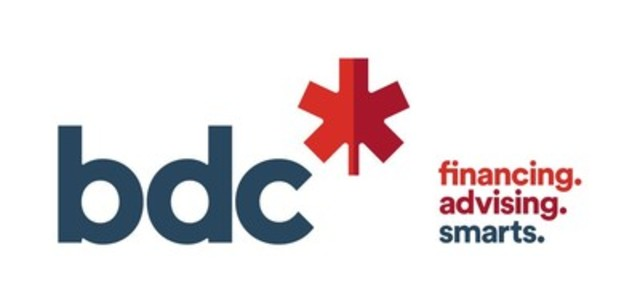 Logo : bdc * financing. advising. smarts. (CNW Group/Business Development Bank of Canada)