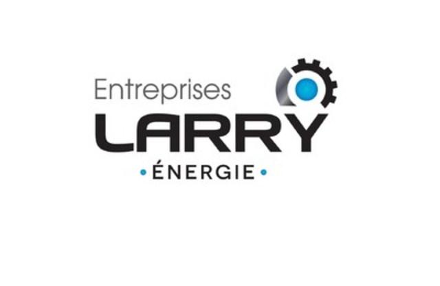 Logo : Larry Énergie (Groupe CNW/Entreprises Larry Inc.)