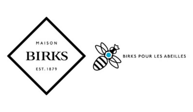 Birks est fiere de soutenir la protection des abeilles. (Groupe CNW/Groupe Birks Inc.)