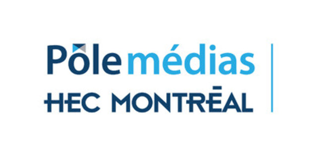 Pôle médias HEC Montréal (Groupe CNW/TV5 Québec Canada)