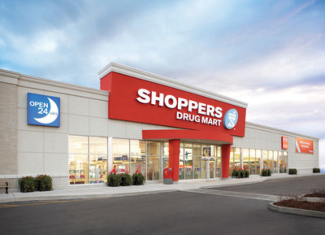 With 1,240 stores across Canada, Shoppers Drug Mart/Pharmaprix is a convenient place to pick up a Valentine's Day gift, even at the last minute. The range of gift ideas includes fragrances, beauty sets, candy and chocolates, plus a wide selection of retail and restaurant gift cards. (CNW Group/Shoppers Drug Mart Corporation)
