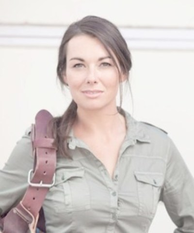 Kayleen McCabe, a DIY Network television host, renovation specialist and spokesperson for the skilled trades. (CNW Group/Skills/Compétences Canada)