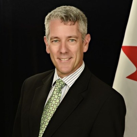 Jean-Pierre Blais, Chairman of the CRTC (CNW Group/Canadian Marketing Association)
