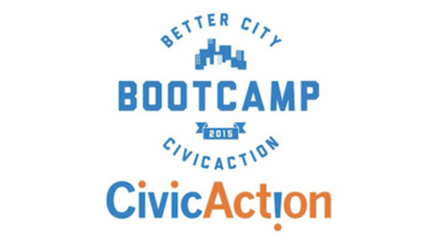 On the heels of Federal and Provincial Budgets, City-builders flex their muscles at CivicAction's Better City Bootcamp