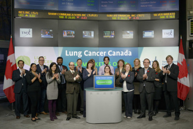Anne Marie Cerato, Board of Directors, Lung Cancer Canada joined Orlee Wertheim, Head, Business Development ...