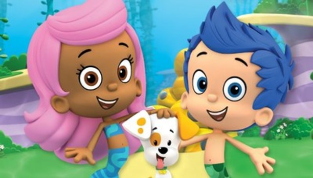 Corus Kids deal includes the Canadian exclusive streaming rights to shomi's #1 kid's show Bubble Guppies (CNW Group/Corus Entertainment Inc.)