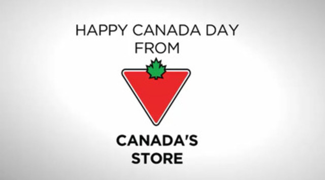 Video : Canadian Tire brings Canada Day to expats living abroad.