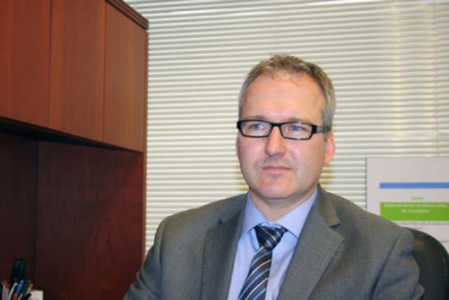 Dr Robert Nuttall, Director, Cancer Control Policy, Canadian Cancer Society. Canadian Cancer Statistics 2014 was published today. (Groupe CNW/Société canadienne du cancer (Bureau National))