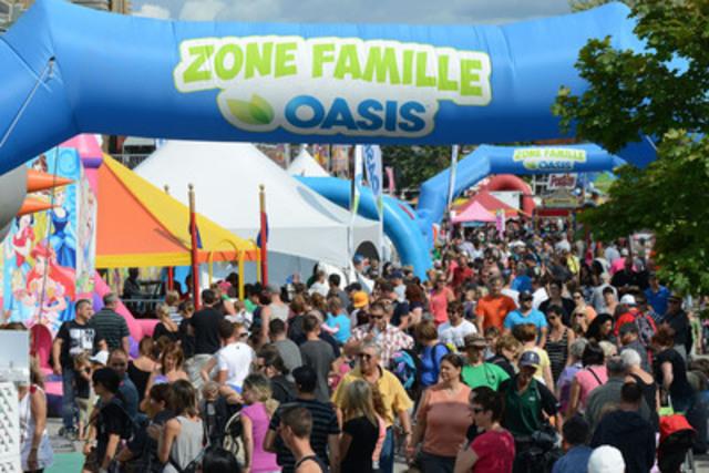 191 255 visiteurs ont franchi les entrées de la 177ème Expo de Saint-Hyacinthe entre le 24 juillet et le 23 aout 2014 (Groupe CNW/Exposition agricole et alimentaire St-Hyacinthe)