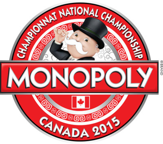 MONOPOLY Canadian Championships (CNW Group/Hasbro Canada)