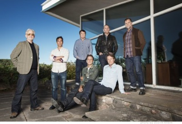 Blue Rodeo - Summertime Blues 2016 (CNW Group/Summertime Blues)