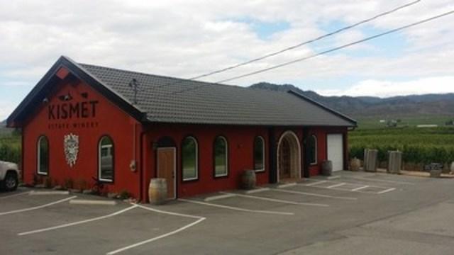Kismet Estate Winery wins big at British Columbia Wine Awards (CNW Group/Kismet Estate Winery)