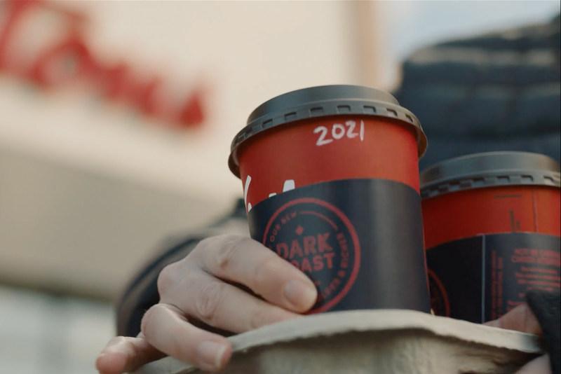 Tim Hortons launches new bolder, richer Dark Roast brewed from 100% premium Arabica beans