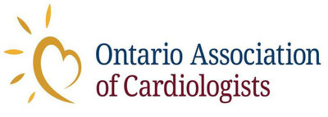Ontario Association of Cardiologists (CNW Group/Ontario Association of Cardiologists) (CNW Group/Ontario Association of Cardiologists)