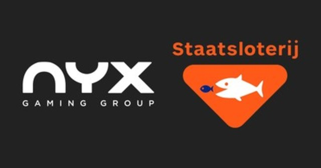 NYX and De Nederlandse Staatsloterij / De Lotto sign letter of agreement (CNW Group/NYX Gaming Group Limited)