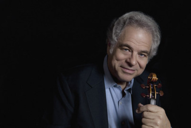 The Toronto Symphony Orchestra launches its 2015/16 season on September 24, 2015 at Roy Thomson Hall with a special performance by legendary violinist Itzhak Perlman. (CNW Group/Toronto Symphony Orchestra (TSO))