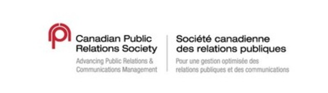 The Canadian Public Relations Society (CPRS) / La Société canadienne des relations publiques (SCRP) (CNW Group/Canadian Public Relations Society)