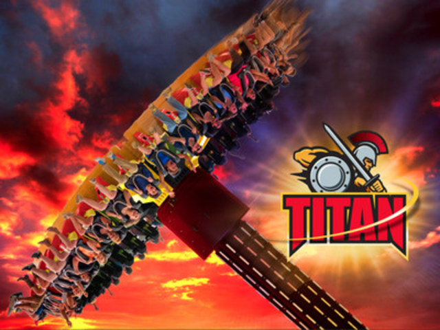 Titan - New for 2017 (CNW Group/La Ronde)