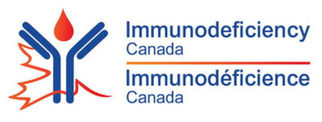 Immunodeficiency Canada Logo (CNW Group/Immunodeficiency Canada)