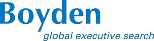 Logo : Boyden (Groupe CNW/L'étoffe du succès Montréal)