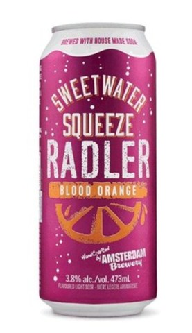 Food Recall Warning - Amsterdam Brewery brand Sweetwater Squeeze Blood Orange Radler recalled due to swelling ...