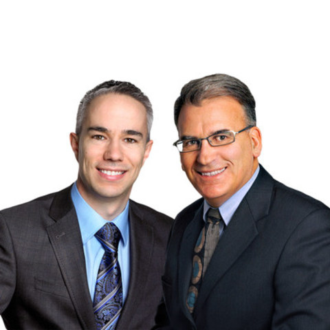 Left to right: Jeff Lutzak and Terry Booth, Partners, Collins Barrow Calgary LLP (CNW Group/Collins Barrow ...