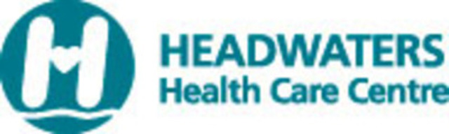 Headwaters Health Care Centre (CNW Group/William Osler Health System Foundation)