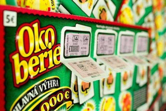 Oko berie Flip Scratch™ Instant Ticket (CNW Group/Pollard Banknote Limited)