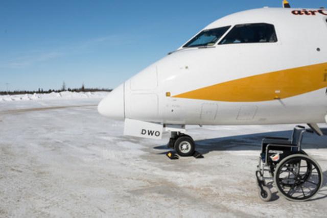 Air Creebec exploitera des vols nolisés médicaux quotidiens pour les patients cris du nord du Québec (Groupe CNW/Grand Conseil des Cris (Eeyou Istchee))