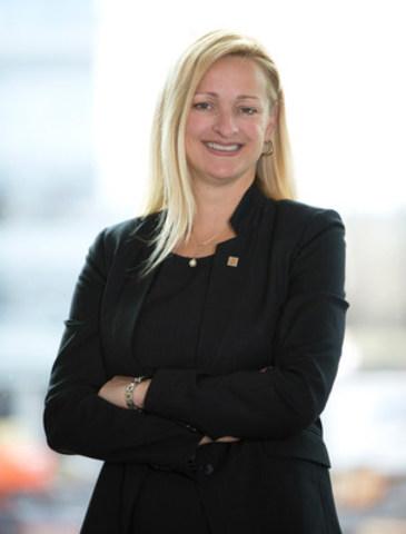 Nadine Lindsay, new President and CEO of the OACIQ (CNW Group/ORGANISME D'AUTOREGLEMENTATION DU COURTAGE IMMOBILIER DU QUEBEC (OACIQ))