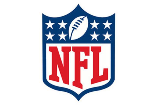 Logo : NFL (Groupe CNW/Cirque du Soleil Canada inc.)