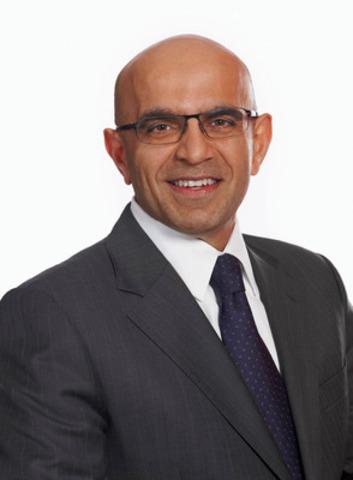 Ashim Khemani - President, Medavie Blue Cross (CNW Group/MEDAVIE BLUE CROSS)