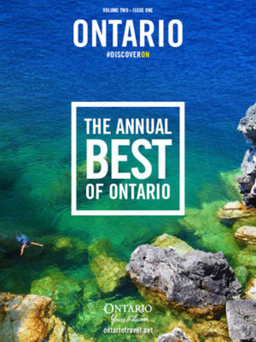 Pack Your Suitcase for the Best of Ontario This Summer (CNW Group/Ontario Tourism Marketing Partnership Corporation)