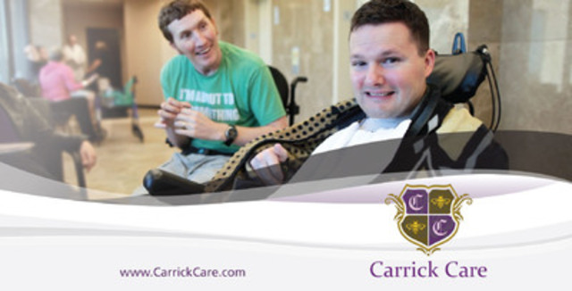 Carrick Care provides financial support worldwide for individuals that need neurological treatment and therapy. (CNW Group/Carrick Care)