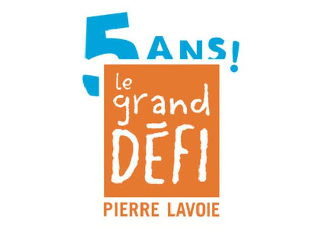 Le Grand défi Pierre Lavoie et sa Fondation remettent 2 millions de dollars pour la recherche sur les maladies héréditaires orphelines et des projets favorisant les saines habitudes de vie (Groupe CNW/GRAND DÉFI PIERRE LAVOIE)
