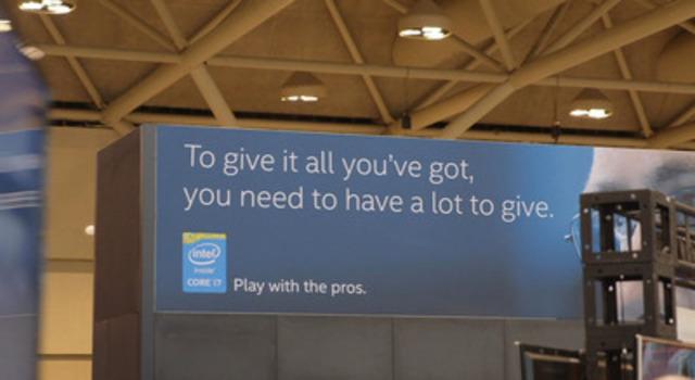 Video: Intel Extreme Masters at Toronto's FAN EXPO Canada George Woo, Intel, Jeffrey Clack, Intel, Michal Blicharz, ESL.